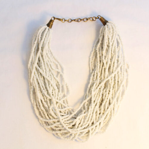 Lakicia-Necklace-White